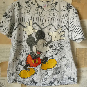 VINTAGE Tee Shirt T Shirt The Walt Disney Company